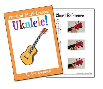 Ukulele Student Booklet