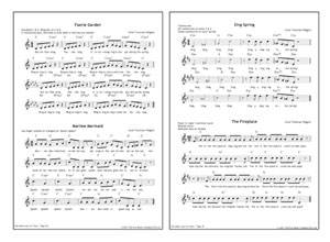 Choir Warmups Section 3 - Fun Weekly warmups for choir