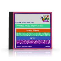 printable music theory books level two
