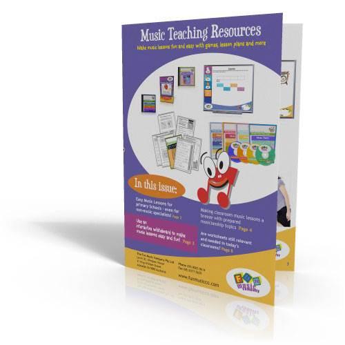 Fun Music Company Print Catalog
