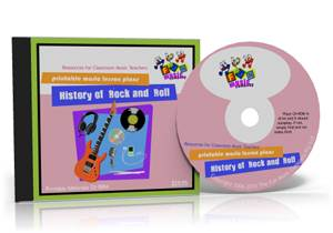 Printable Music Lesson Plans CD