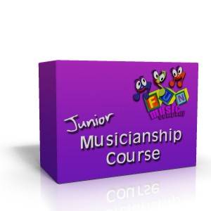 fun music company junior musicianship system