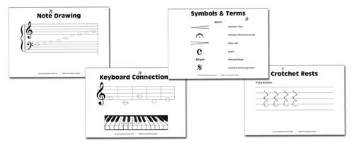 Elementary Music Worksheets for young children – Elementary Music Worksheets