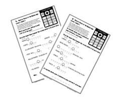 Level Two Worksheets