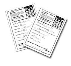 Level Three Worksheets