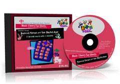 Music Theory Fun Sheets CD1