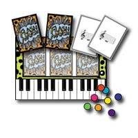 example printable music game
