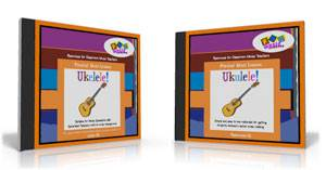 Ukulele CD Set