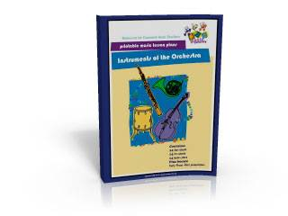Instruments of the Orchestra Music Lesson Plans