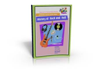 History of Rock and Roll Lesson Plans