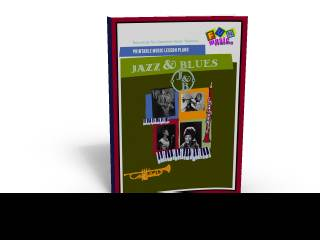 Jazz and Blues Music Lesson Plans