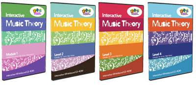 4 CD Theory Book Package
