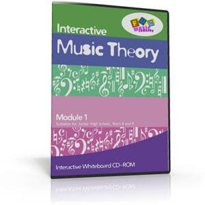 Interactive Music Theory Level One