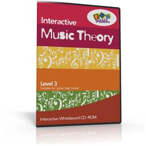 Interactive Music Theory Level Three