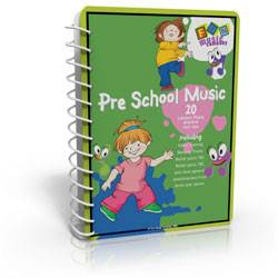 Preschool Music Curricululm