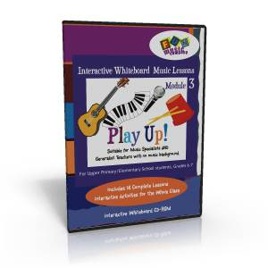 whiteboard Music Lessons CD Cover