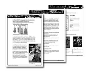 Printable Music Lesson Plan Sample
