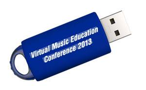 Virtual Conference 2013 USB Stick